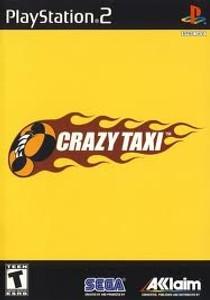 Crazy Taxi - PS2 Game