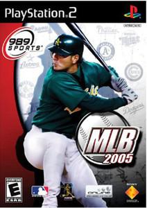 MLB 2005 - PS2 Game