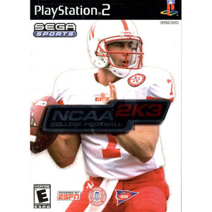NCAA 2K3 College Football - PS2 Game