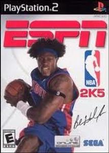 ESPN NBA 2K5 - PS2 Game