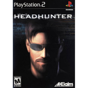 Headhunter - PS2 Game