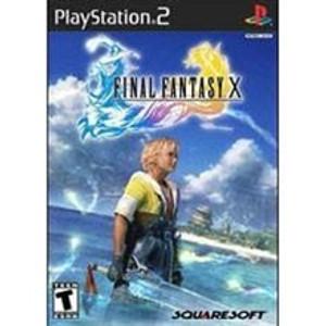 Final Fantasy X - PS2 Game