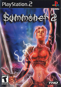 Summoner 2 - PS2 Game