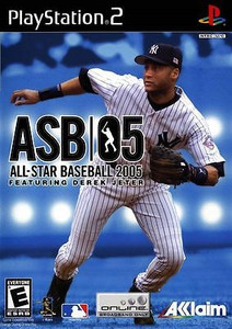 All Star Baseball 2005 - PS2 Game