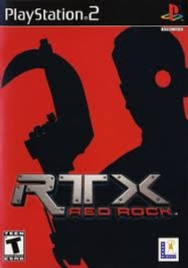 RTX Red Rock - PS2 Game