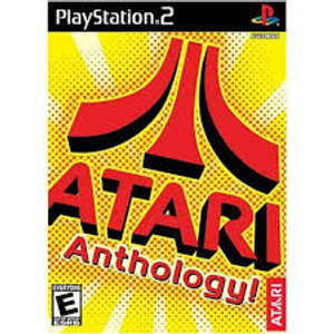 ATARI Anthology - PS2 Game