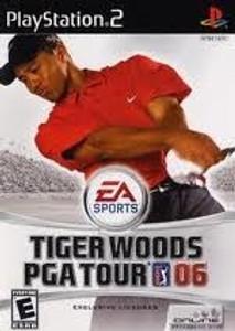 Tiger Woods PGA Tour 06 - PS2 Game