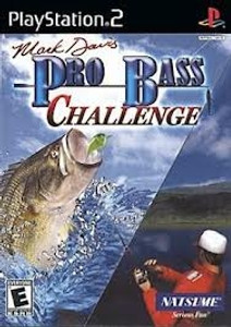 Mark Davis Pro Bass Challenge - PS2 Game