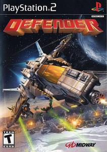 Defender - PS2 Game
