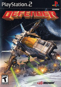 Defender - PS2 Game