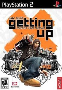 Marc Ecko's Getting Up - PS2 Game