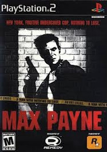 Max Payne - PS2 Game