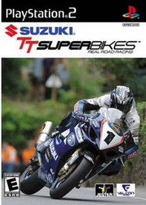 Suzuki TT Superbikes Real Racing - PS2 Game