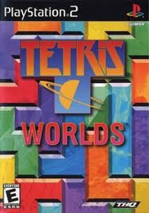 Tetris Worlds - PS2 Game