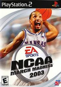 NCAA March Madness 2003 - PS2 Game