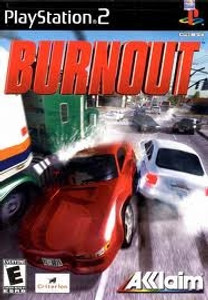 Burnout - PS2 Game
