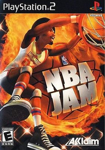 NBA Jam - PS2 Game