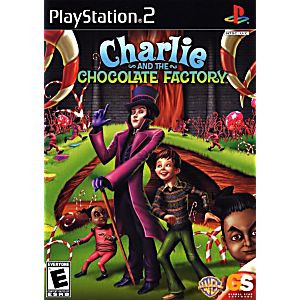 Charlie Chocolate Factory - PS2 Game