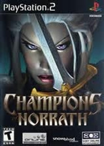 Champions of Norrath - PS2 Game