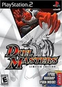Duel Master Limited Edition - PS2 Game