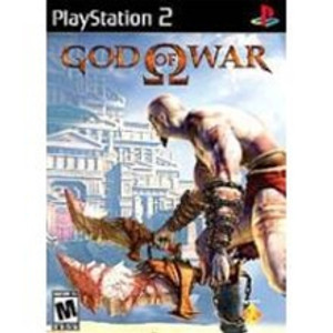 God of War - Playstation 2 Game