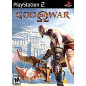 God of War - Playstation 2 Game