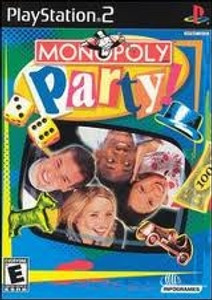 Monopoly Party - PS2 Game