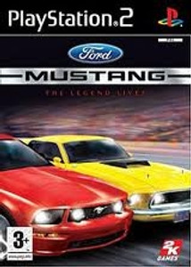 Ford Mustang - PS2 Game
