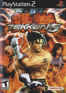 Tekken 5 - PS2 Game