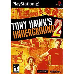 Tony Hawk's Underground 2 - PS2 Game