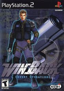 Win Back: Covert Operations - PS2 Game