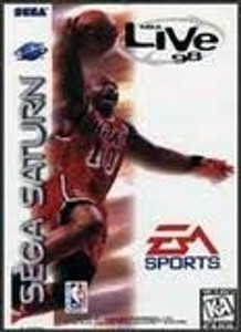 Complete NBA Live 98 - Saturn Game