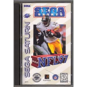 NFL 97 - Saturn Game