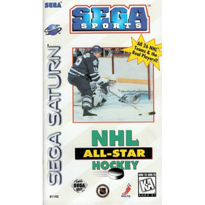 NHL All-Star Hockey - Saturn Game