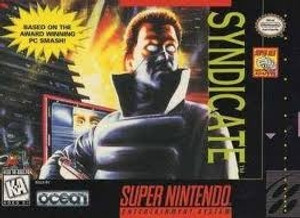 Complete Syndicate - SNES