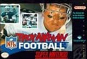 Complete Troy Aikman Football - SNES