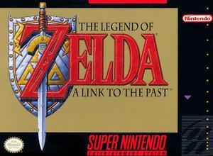 Complete Legend of Zelda Link to the Past - SNES