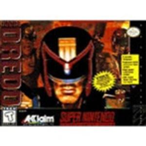 Complete Judge Dredd - SNES