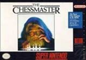 Complete Chess Master - SNES