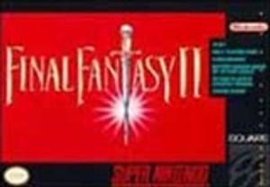 Complete Final Fantasy II - SNES