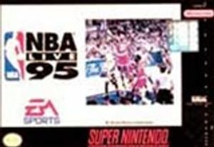 Complete NBA Live 95 - SNES