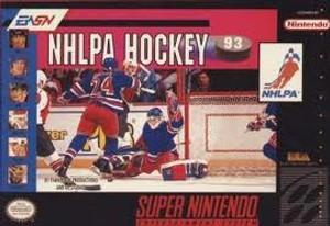Complete NHLPA Hockey 93 - SNES