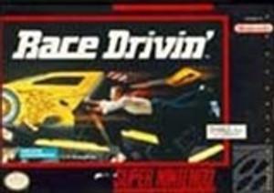Complete Race Drivin - SNES