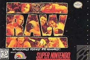 Complete WWF Raw - SNES