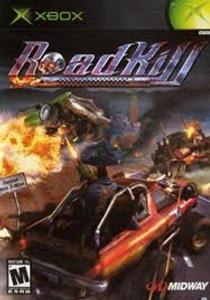 Road Kill - Xbox Game