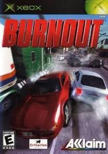 Burnout - Xbox Game