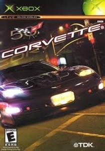 Corvette Street Racing - Xbox Game