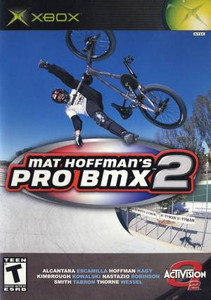 Mat Hoffman's Pro BMX 2 - Xbox Game