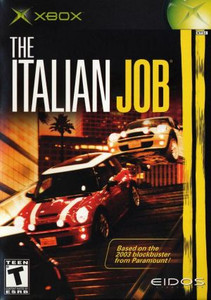 Italian Job, The - Xbox Game