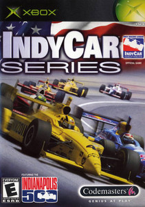 Indy Car Series - Xbox Game